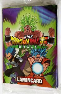 Dragon Ball Super Broly Lamincards Mazzo Deck Diramix