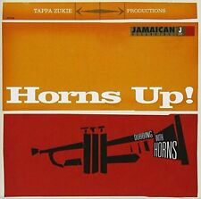 HORNS UP  DUBBING WITH HORNS - TAPPA ZUKIE [CD]