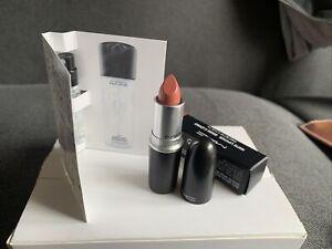 Genuine MAC Matte Lipstick - Velvet Teddy 617 - Full Size 3G -  BNIB