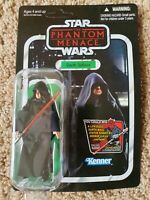 "Star Wars Vintage Collection (VC79)- Darth Sidious 3.75"" action figure"