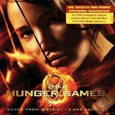 OST/DIE TRIBUTE VON PANEM/THE HUNGER GAMES  CD SOUNDTRACK 16 TRACKS+++++ NEU