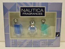 NAUTICA Gift Set Collection Men EDT BLUE VOYAGE CLASSIC Perfume Fragrance NIB