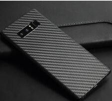 Ultra Slim Carbon Fibre Back Cover Skin Case Sticker For Samsung Galaxy Note 8