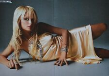 PARIS HILTON - A3 Poster (ca. 42 x 28 cm) - Clippings Fan Sammlung NEU