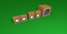 4.1 Home stereo blueprints PLEASE READ DES. 5 1/2in speakers and10in subwoofer