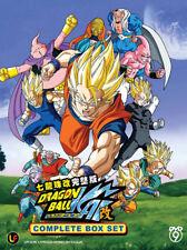 DVD Anime Dragon Ball Z KAI Complete Series (1-159 End) Boxset English Subtitle