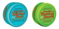 O'keeffe de trabajo de la mano Pies Crema Dry Skin Crack Split agrietados Cura Tratamiento
