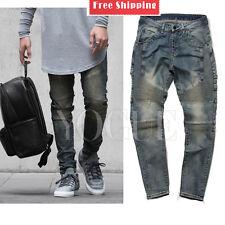 Stonewashed Slim, Skinny Jeans for Men   eBay