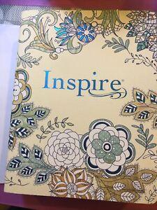 NLT Inspire Bible (Paperback, 2016)