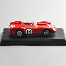1:43th Ferrari 250 Testa Rossa 24h Le Mans 1958 14# Car Vehicle Metal Model