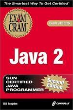 NEW Java 2 Exam Cram 2nd ed. Bill Brogden