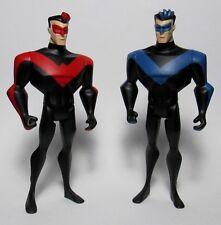 JLU Custom Nightwing and Renegade 2 for 1