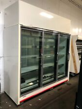 Hill Phoenix Glass door Freezers  2012-2018. Self contained. Model: Jnrzh