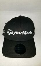 TaylorMade Golf Hat M1 TP5 Adjustable Cap 2017 Tour Radar Black~New with Tags