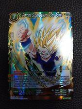 DRAGONBALL SUPER CARD GAME PIERCING SUPER SAIYAN 2 SON GOHAN MINT BT2-073 SR