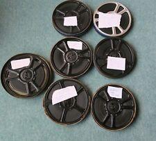 7 Pathescope 9.5mm films