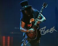 Slash Autographed Signed 8x10 ( GUNS N ROSES ) Photo REPRINT