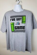 Flappy Bird I've Got Game XXL Ripple Junction Gray T-shirt - Free Shipping!