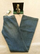 $178 Juicy Couture Modern Electric Eggy Jeans Women 27 NEW 618244425109