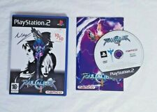 SoulCalibur II PS2 PlayStation Namco Fighting
