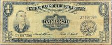 Philippines Bank Note lot of 4 World Foreign World Currency 100 50 Peso