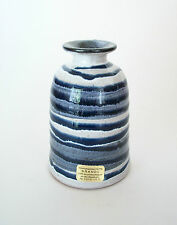 BRANDL - Miniature Glazed Studio Pottery Vase - Signed - Austria - 20th Century