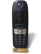 Gigaset e630 e630h parte mobile e630a +2x BATTERIE NUOVE