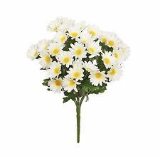 Daisy 38cm/15 pulgadas Bush marfil artificial