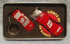 Dale Earnhardt Jr. Diecast Key Chain and Light Up Lighter