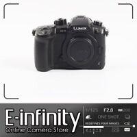 NUEVO Panasonic Lumix DC-GH5 Mirrorless Digital Camera (Body Only)