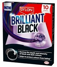More details for dylon brilliant black- revive faded blacks & protect from fading