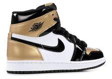 Air Jordan 1 Retro OG NRG Gold Toe,US Shoe SZ Mens-12,Medium,Solid(861428 007)