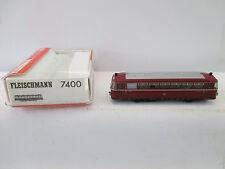 Fleischmann N 7400 VT 95 Schienenbus Triebwagen Diesellok DB siehe Foto FW75