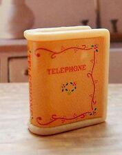 Sylvanian Families Repuestos * Naranja Guía Telefónica * combinado P + P Nuevo (sy47)