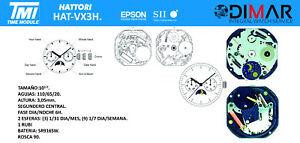Movement HATTORI - Tmi - Epson - Calibre. VX3H