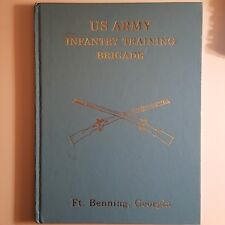1992 US Army Infantry Training Ft. Benning Georgia yearbook 1st Army E Company