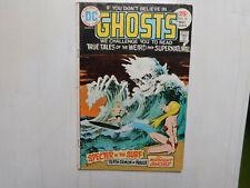 Ghosts (Vol 1) # 38  Dc Comics Amerikanisch  1975 RAR