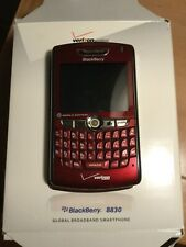 BlackBerry 8830 - Red (Verizon) Smartphone