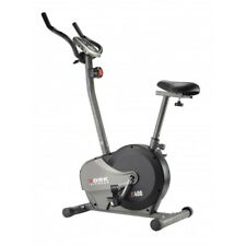 York C400 Manual Magnetic Exercise Bike with Computer Console