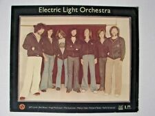 ELECTRIC LIGHT ORCHESTRA A ELO NEW WORLD 1976 PROMO WALL DISPLAY ELO JEFF LYNNE