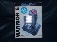 "Quickshot ""WARRIOR 5"" IBM + PC Joystick  ** NEW **"