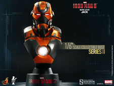 1/6 Iron Man 3 Series 2 Iron Man Mark 28 Jack Collectible Bust Hot Toys