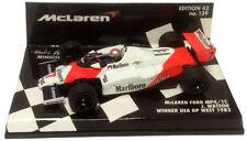 Plastic McLaren Diecast Formula 1 Cars with Unopened Box
