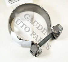 FORD OEM 11-14 Mustang 3.7L-V6 Exhaust-Muffler Clamp BR3Z5A231D