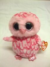 Ty Beanie Boos/Boo Pinky Approx 5'' /  15cms
