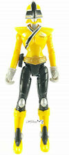 Power Rangers Samurai Yellow Power Ranger Action Figure 4.5""