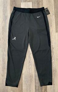 Nike Alabama Crimson Tide Jogger Travel Pants AH7766-060 Men's Size Large RARE