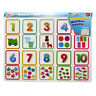 Large Quality Educational Puzzles - Alphabet or Number - Size 355mm x 280mm