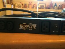 Tripp-Lite PDU1230 Basic PDU, 24A, 200-240V, 20-Outlet, Black