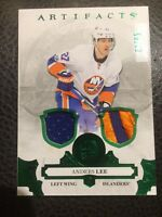 2017-18 Upper Deck Artifacts Patch Anders Lee